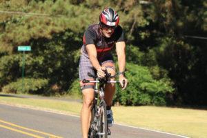 1st Overall Male Half Distance Tri - Brian Miller